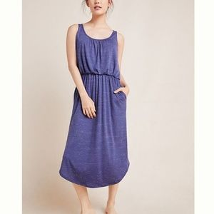 Anthropologie Miena Jersey Dress
